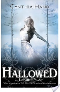 Hallowed (Unearthly #2) – Cynthia Hand