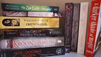 10 x tips voor Young Adult High Fantasy boeken