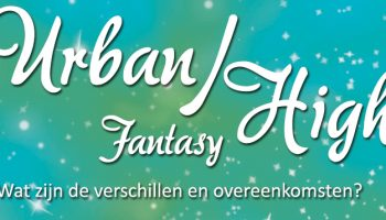 Urban of toch high fantasy?