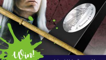 Win Lucius Malfoy's Wand (Noble Collection)