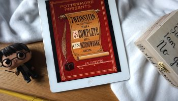 Pottermore Presents: drie awesome ebooks over de wereld van Harry Potter