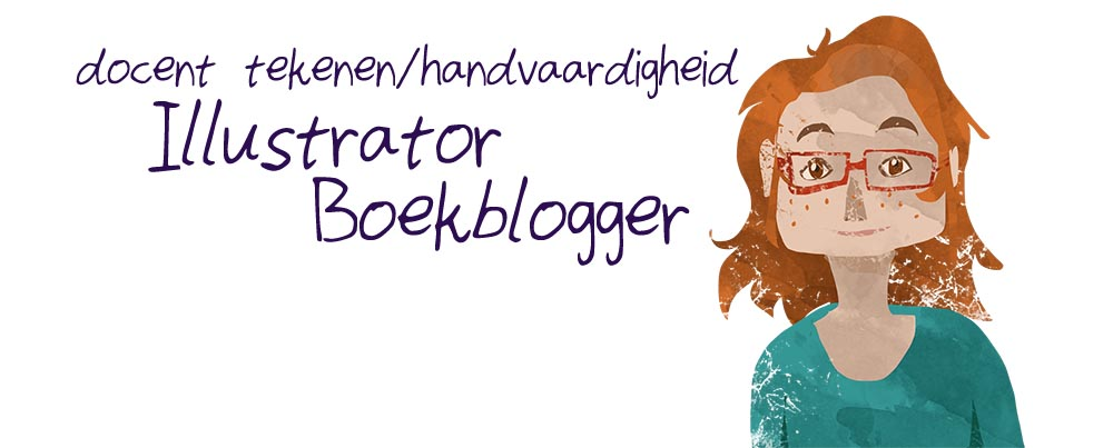 blogger, docent en illustrator