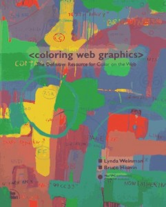 Coloring web graphics