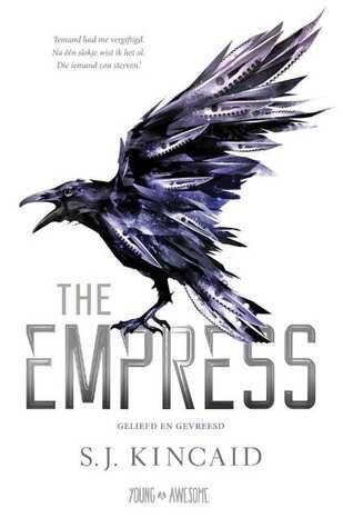 The Empress (The Diabolic #2) – S.J. Kincaid