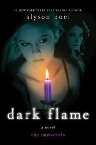 Dark Flame (the immortals #4) – Alyson Noel