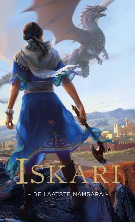 Iskari: de laatste Namsara (Iskari #1) – Kristen Ciccarelli