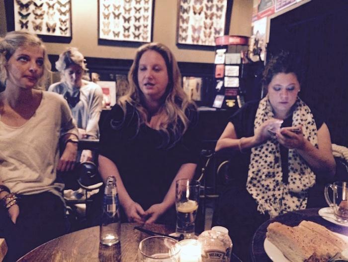 Meeting Julie Kagawa & Leigh Bardugo