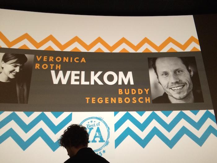 Best of YA event 2015: een grote droom
