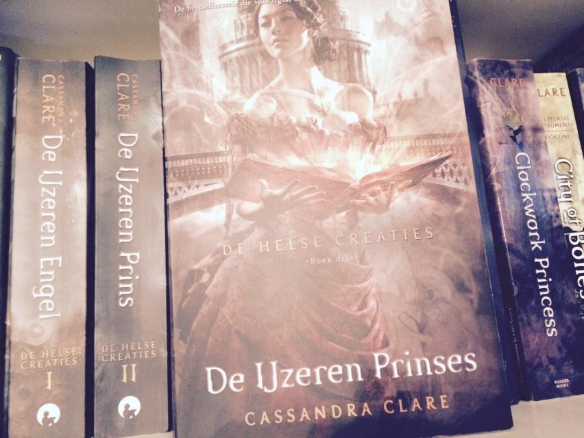 De ijzeren prinses