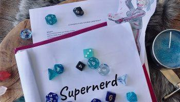 Supernerd: coming in 2020