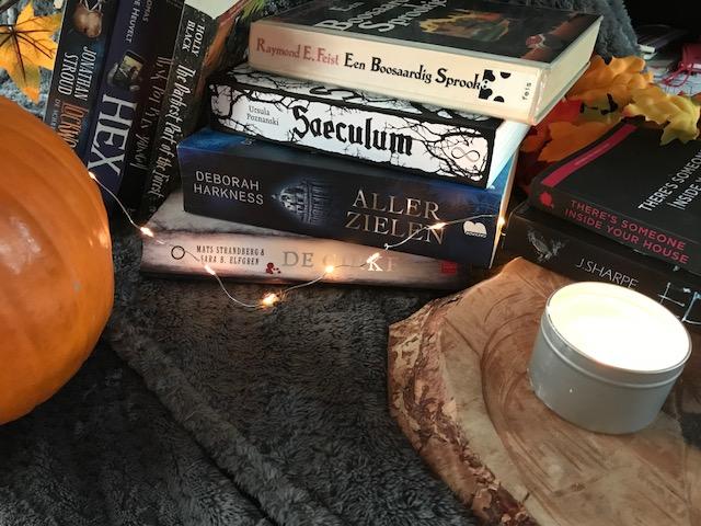 De ideale boeken voor tijdens Halloween!