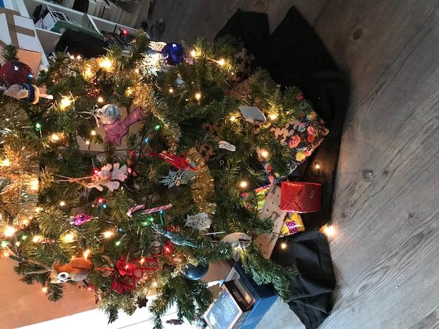 Dagboek: kerst, werken, oliebol.