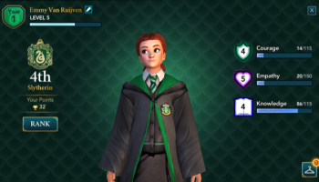 Harry Potter Mystery Game