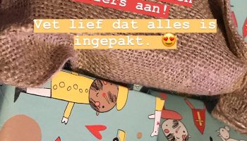 Celebrate Book Sint Verrassingspakket Unboxing