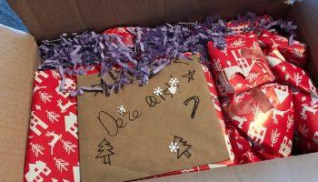 Secret Santa Swap Unboxing
