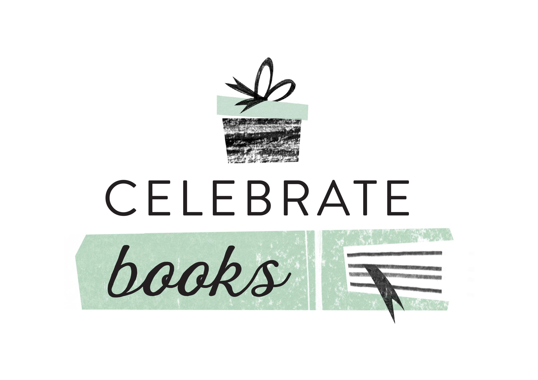 Afbeeldingsresultaat voor celebrate books logo