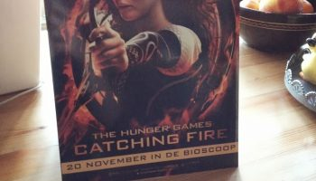 Winactie: Win een catching fire promotion stand!