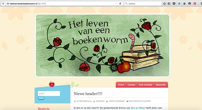 Bloggen en illustreren #6