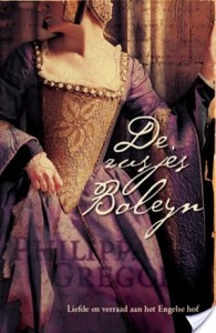 De zusjes boleyn – Phillipa Gregory