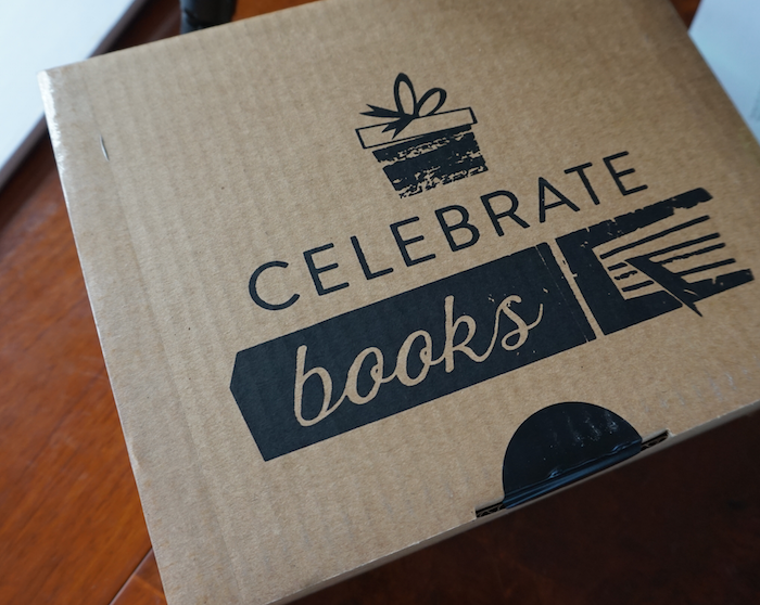 Celebrate Books Fandom box unboxing