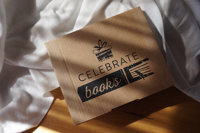 Celebrate Books Unboxing: Love is Poisonous