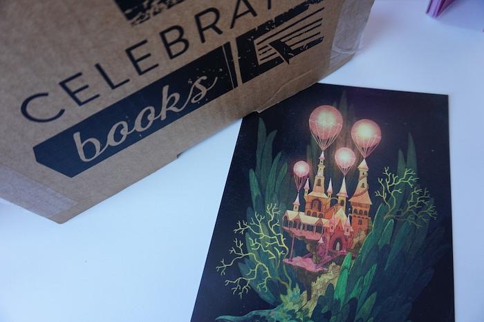 Dark & Twisted – Celebrate Book unboxing
