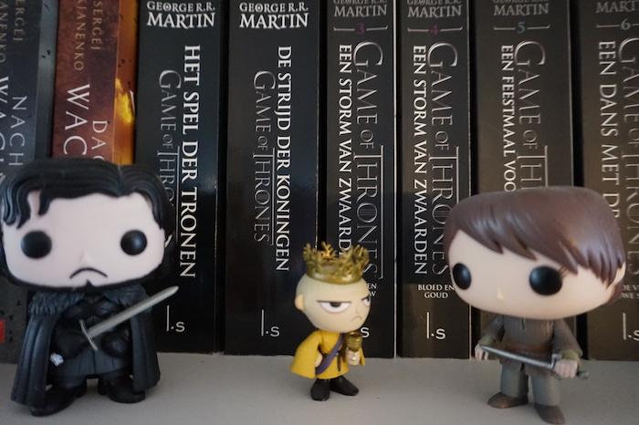 8 Redenen waarom je de Game of Thrones boeken ook wilt lezen
