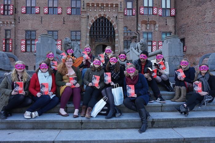 Book release Hof van Doorns en Rozen bij Kasteel de Haar