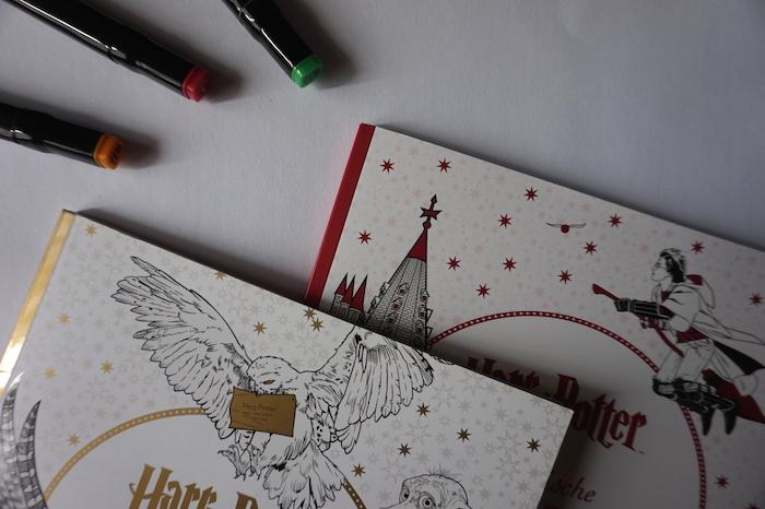 Harry Potter kleurboeken