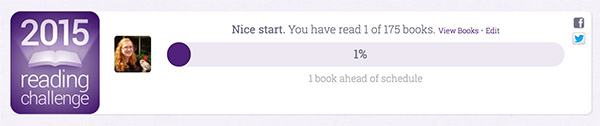 Wat ga ik lezen in 2015?