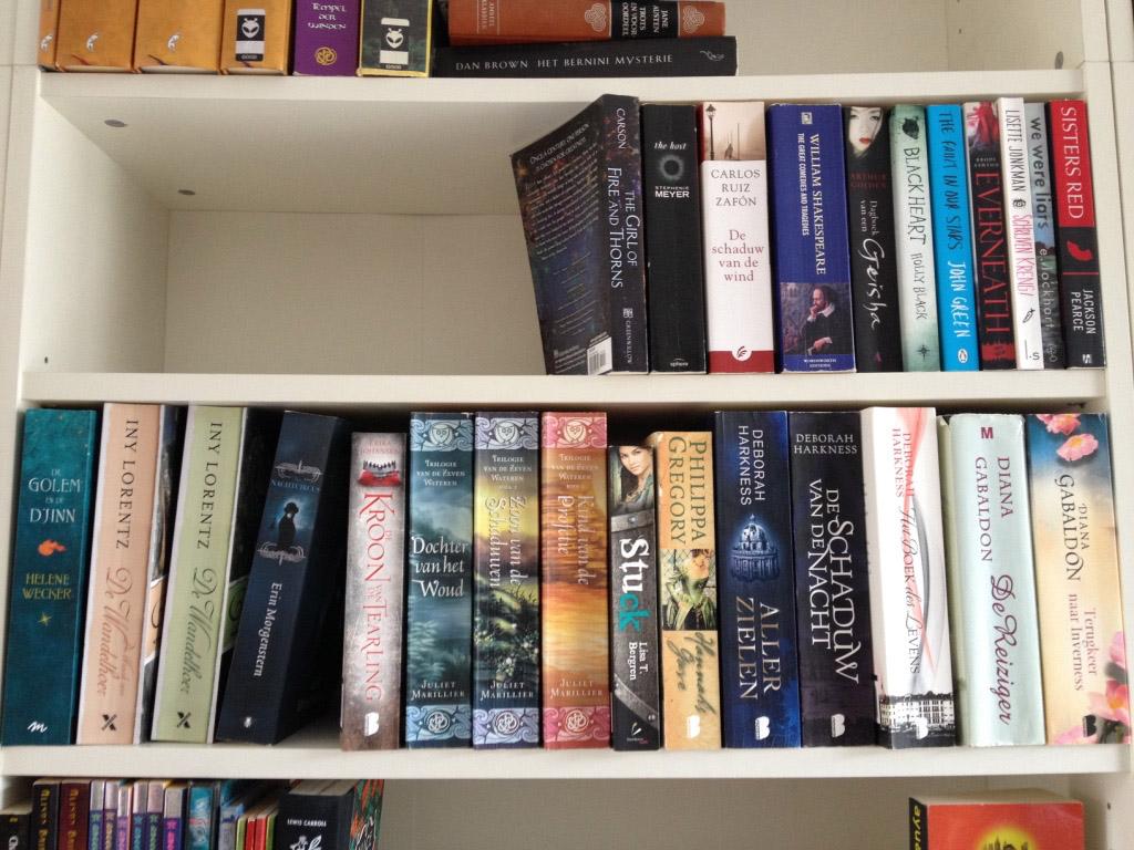 Verhuizen Hoe Komen De Boeken In Ons Nieuwe Huis Te Staan