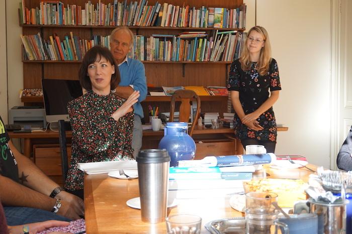 Een meet & greet met Lisa Wiliamson
