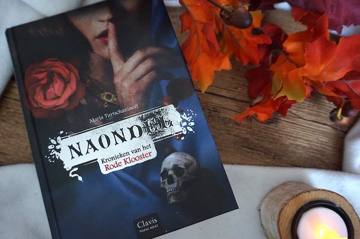 Naondel (Kronieken van het Rode Klooster #2) – Maria Turtschaninoff