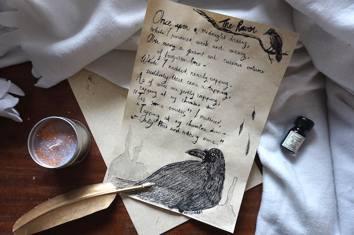 The Raven – Edgar Allan Poe