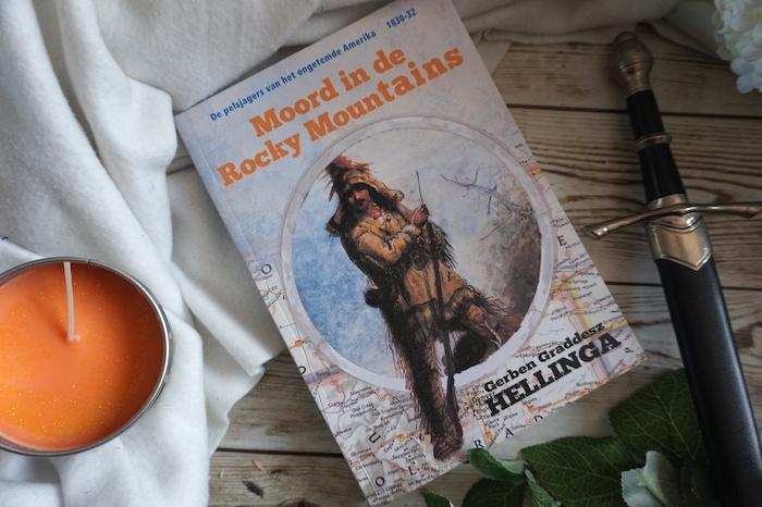 Moord in de Rocky Mountains – Gerben Graggesz Hellinga