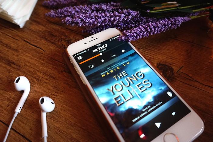 Vier aanraders om te luisteren via Storytel