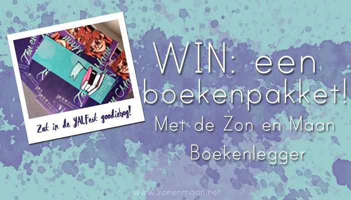 WIN: een boekenpakket van Best of YA